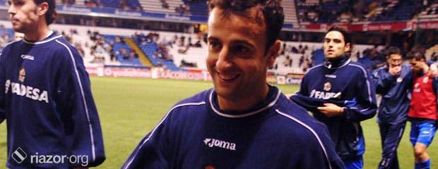 Fran capitán Deportivo O Neno
