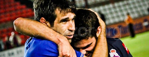 Valerón - Juan Domínguez - nástic - Deportivo