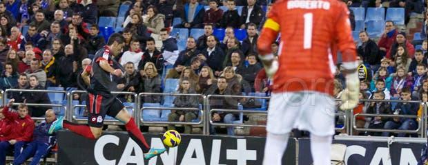 Zaragoza 5 - Deportivo 3 - Control de Riki