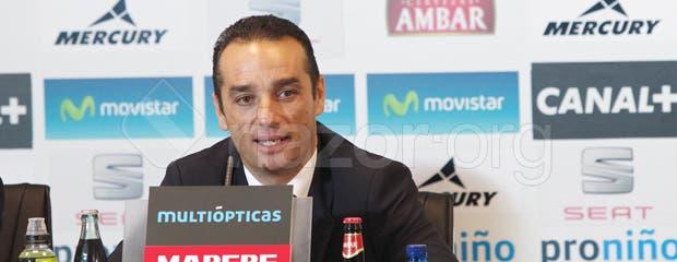 Zaragoza 5 - Deportivo 3 - Oltra en rueda de prensa