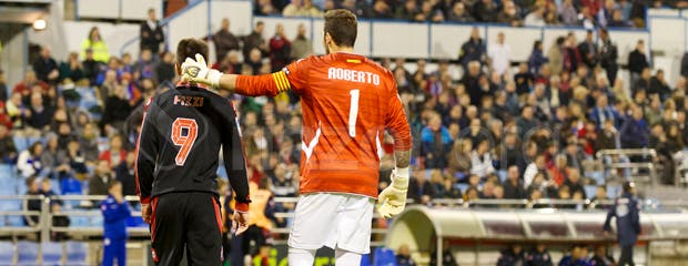 Zaragoza 5 - Deportivo 3 - Expulsión de Pizzi