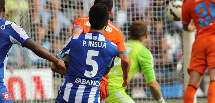 Insua ha cuajado un gran año en el Leganés, líder de Segunda División