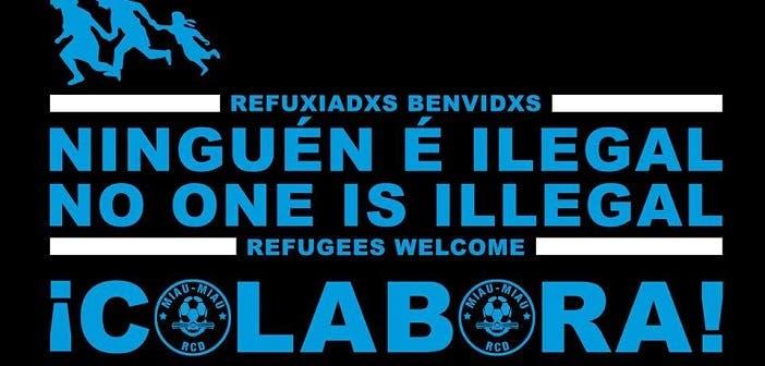Peña Miau Miau Refugees Welcome