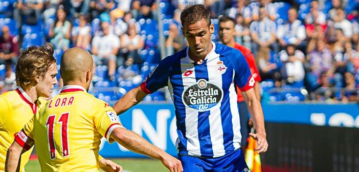 En directo:  RC Deportivo – Sporting de Gijón