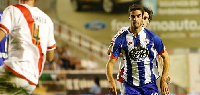 Juan Domínguez, cedido al Mallorca