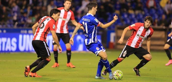 Luis Alberto Deportivo Athletic 005