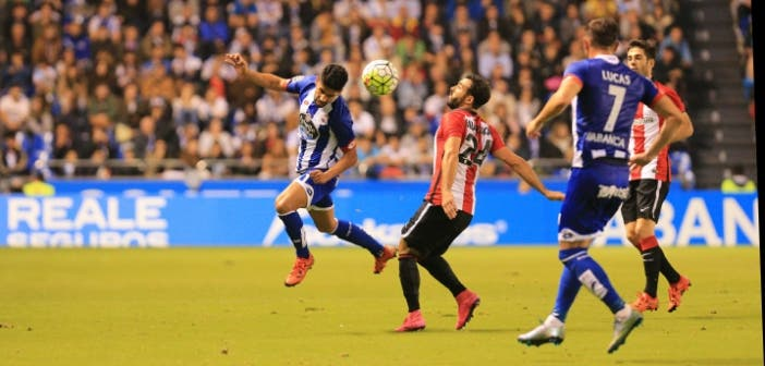 Lucas Juanfran Deportivo Athletic