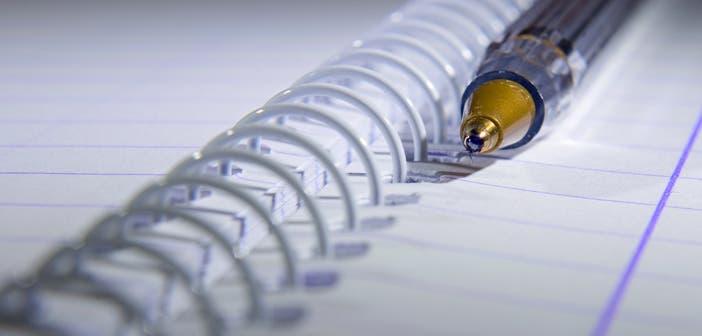 El descanso del escribano