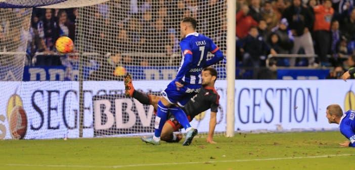Lucas gol