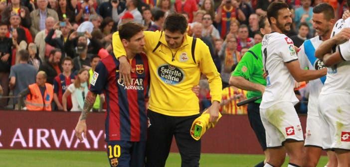 Messi y Lux