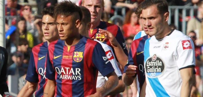 Neymar y Lucas
