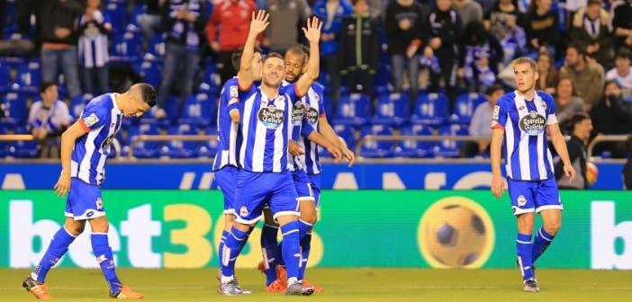 Lucas celebración Valencia