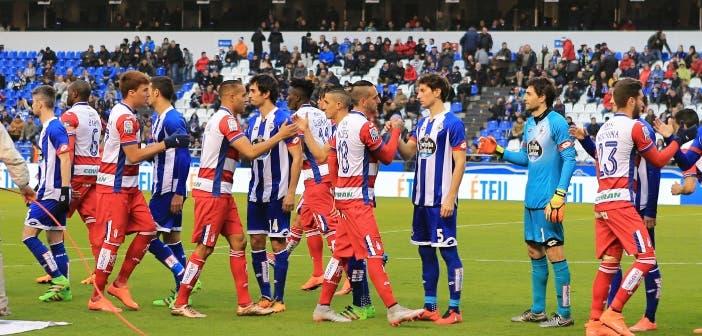 Saludos Deportivo Granada