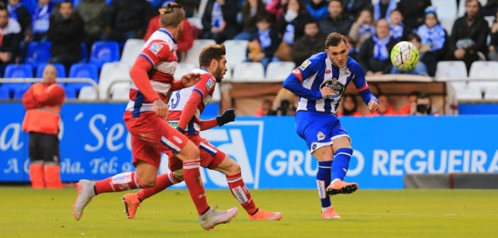 Lucas 2 Deportivo Granada