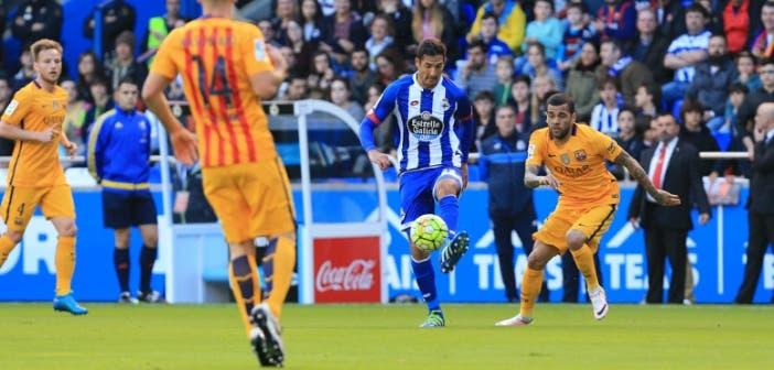 Borges Alves Deportivo-Barcelona
