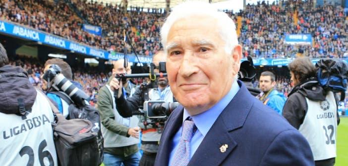 Arsenio homenaje 3 Deportivo-Real Madrid