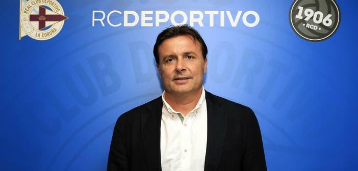 Cristóbal Parralo, nuevo entrenador del Fabril