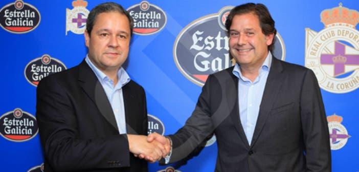 Tino Fernández e Ignacio Rivera en una foto de archivo