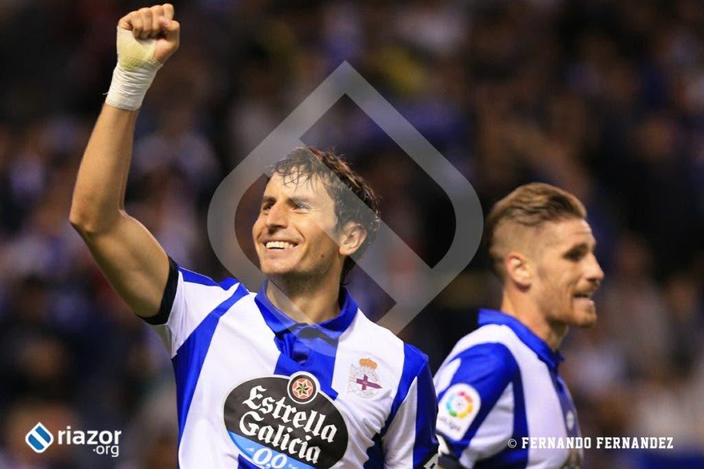 El primer gol de la 16/17, para Pedro Mosquera.