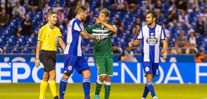 Leganes Deportivo Duelo Entre Dos De Los Peores Equipos Del