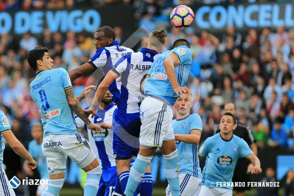 Albentosa fue el encargado de empatar el partido con un gran cabezazo