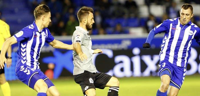 Alavés vs Deportivo Copa del Rey