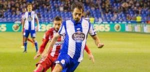 Alejandro Arribas - Deportivo vs Atlético de Madrid
