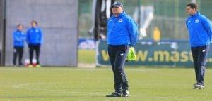 Entrenamiento Deportivo: Pepe Mel