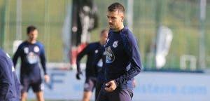 Entrenamiento Deportivo: Joselu