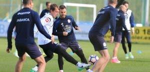 Entrenamiento Deportivo: Roef y Çolak