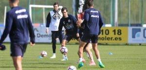 Entrenamiento Deportivo: Alejandro Arribas