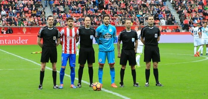Lux - Sporting de Gijón vs Deportivo