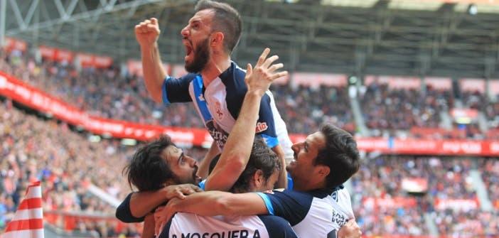 Emre Çolak - Sporting de Gijón vs Deportivo