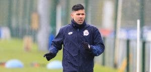 Juanfran Moreno entrenamiento Deportivo