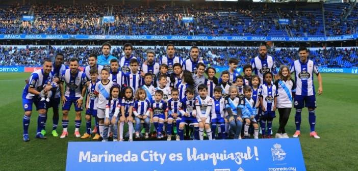 Deportivo vs Granada: Once Inicial