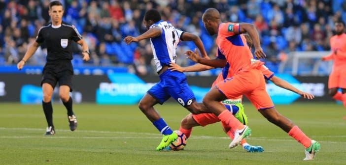 Deportivo vs Granada: Marlos Moreno