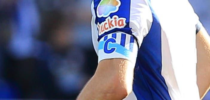Brazalete Capitán RC Deportivo de La Coruña