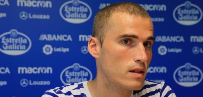 Despedida Álex Bergantiños - Cesión Sporting de Gijón