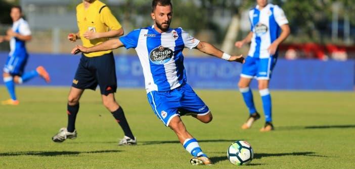Emre Çolak en el Silva vs Deportivo