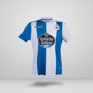 Camiseta Deportivo Coruña - primera equipacion 17/18