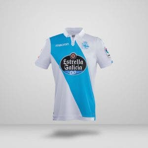 Camiseta Deportivo Coruña - segunda equipacion 17/18
