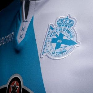 Detalle Camiseta Deportivo Coruña - segunda equipacion 17/18
