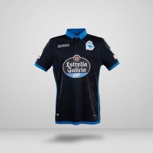 Camiseta Deportivo Coruña - tercera equipacion 17/18