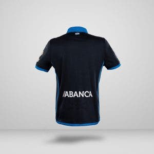 Trasera Camiseta Deportivo Coruña - tercera equipacion 17/18