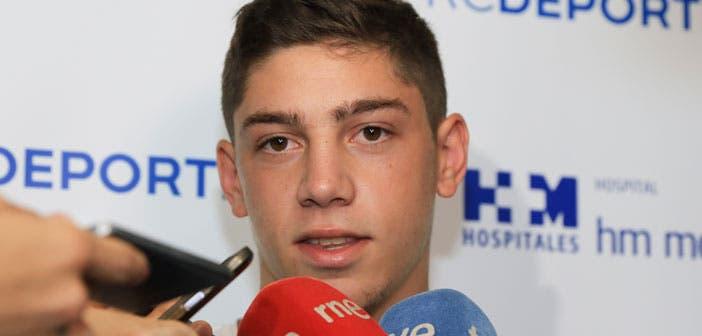 Fede Valverde declaraciones fichaje RC Deportivo