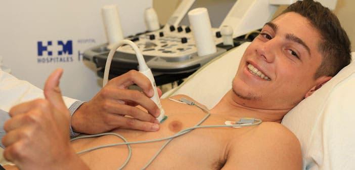 Fede Valverde - reconocimiento médico