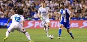 Adrián López: Deportivo - Real Madrid