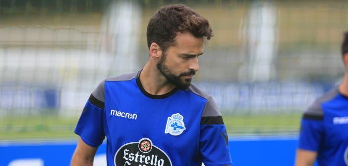 Bruno Gama entrenamiento Deportivo 24 de agosto 2017