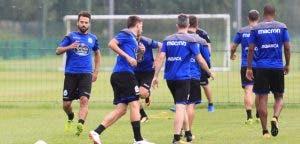 Bruno Gama - Entrenamiento Deportivo - 25 de agosto
