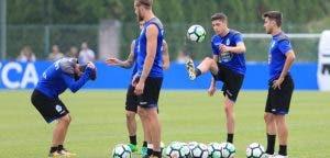 Fede Valverde - Entrenamiento Deportivo - 25 de agosto